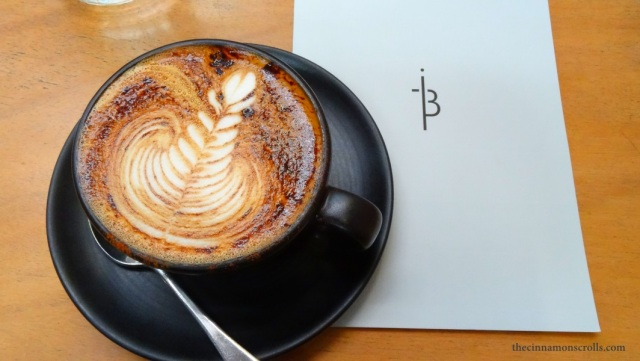 A Divine Breakfast at Industry Beans